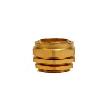 BW BRASS GLANDS (2 PARTS)
