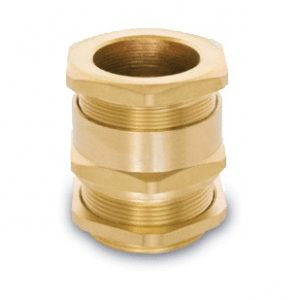 A1-A2 BRASS Cable Gland