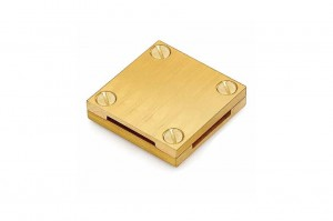 Conductor Fixings - Square Tape Clamp